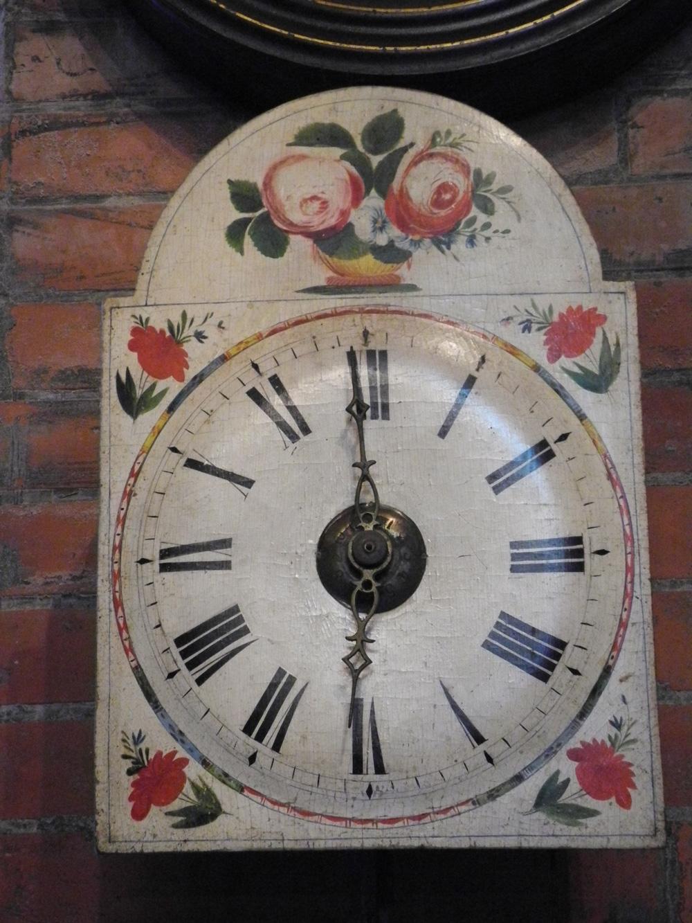 Orologio da muro antico del settecent o vendita on line for Orologi a pendolo da muro